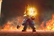 final fantasy IX steam Screen HD cinematic logo