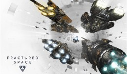 fractured space free week-end screen logo