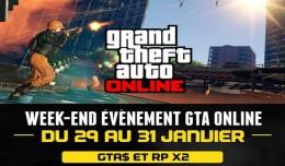 gta online ultimate week end logo