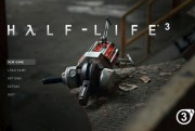 half-life 3 screen gameplay logo