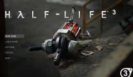 half-life 3 screen gameplay logo