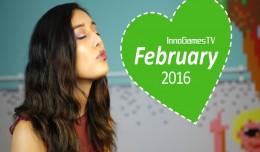 innogames tv amour février 2016