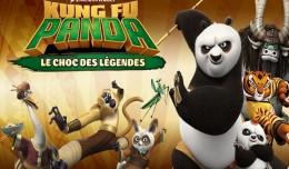 kung fu panda le choc des légendes test review logo