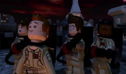 lego dimensions ghostbusters pack logo