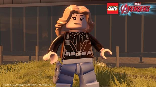 lego marvel's avengers agent 13