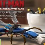 Le titre ne s'intéresse pas qu'aux films Avengers, mais lorgne même du côté d'Ant-Man!