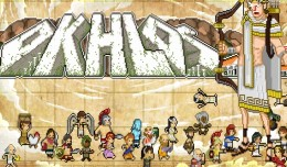 okhlos screen logo