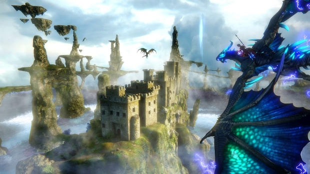 riders of icarus nexon screenshot 1