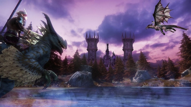 riders of icarus nexon screenshot 2