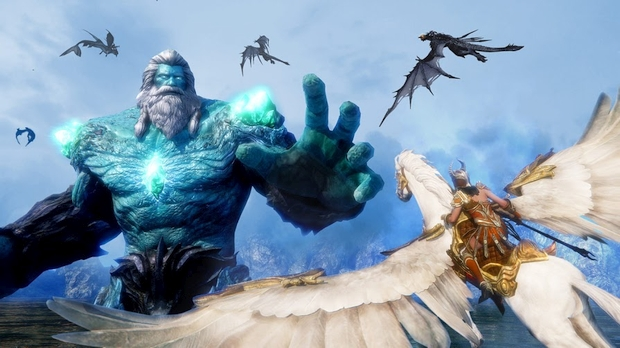 riders of icarus nexon screenshot 3