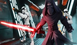 star wars disney infinity force awakens playset kylo ren logo review