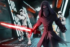 star wars disney infinity force awakens playset kylo ren logo review