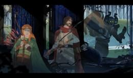 the banner saga playstation 4 screen 1