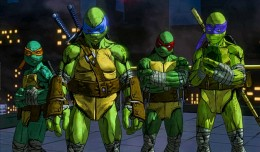 tmnt mutants in manhatta new logo
