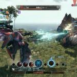 Les Skells boostent l'exploration, mais aussi le gameplay des combats