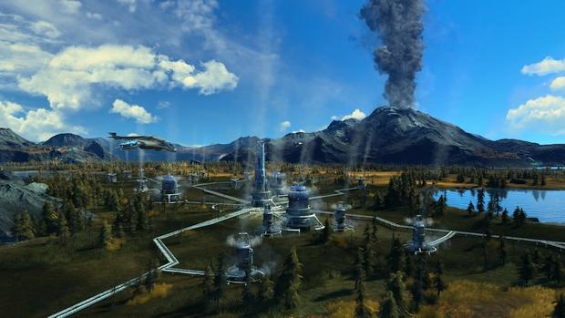 Anno 2205 Tundra Screen 1