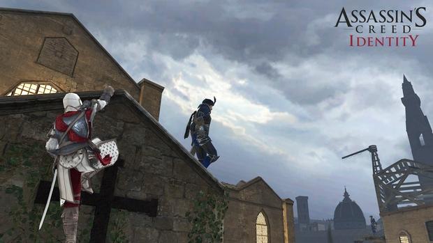 Assassin's creed identity screen 2