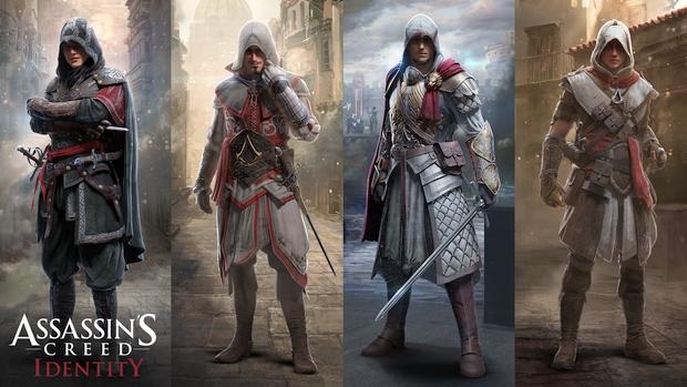 Assassin's creed identity screen 3