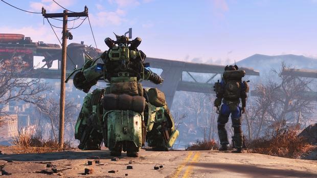 Fallout 4 DLC Automatron