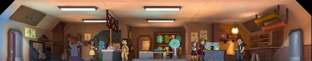 Fallout Shelter Update 1-4 mode