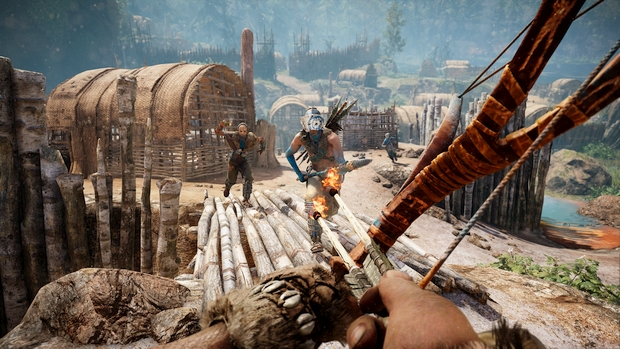 Far Cry Primal Launch Screen 2
