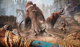 Far Cry Primal Launch Screen logo