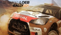 Sebastien Loeg Rally Evo Test Review Screen Logo