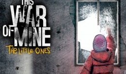 This War of Mine The Little Ones PS4 Test Review logo