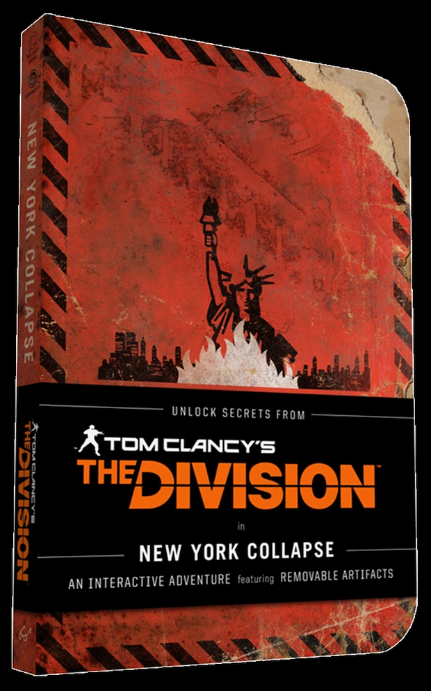 Tom Clancy's The Division New York Collapse Meta Novel