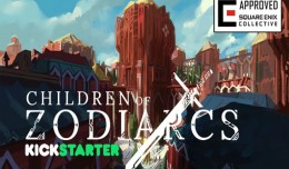 children of zodiarcs logo
