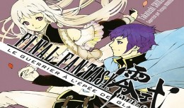 final fantasy tye-0 le guerrer à l'épée de glace volume 3 critique review