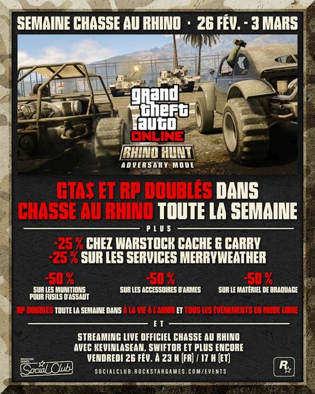 gta online chasse aux rhinos