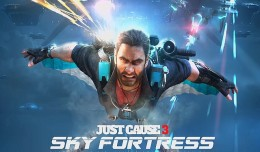 just cause 3 sky fortress logo