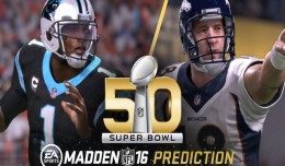 madden nfl 16 carolina panthers superbowl