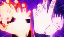 naruto shippuden ultimate ninja storm 4 opening anime