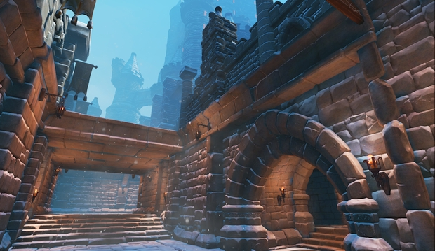 orcs must die unchained update map frostbite