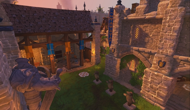 orcs must die unchained update map the wall