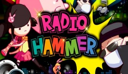 radiohammer test video review screen logo