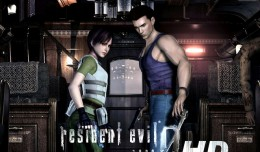 resident evil zero hd remaster test review logo