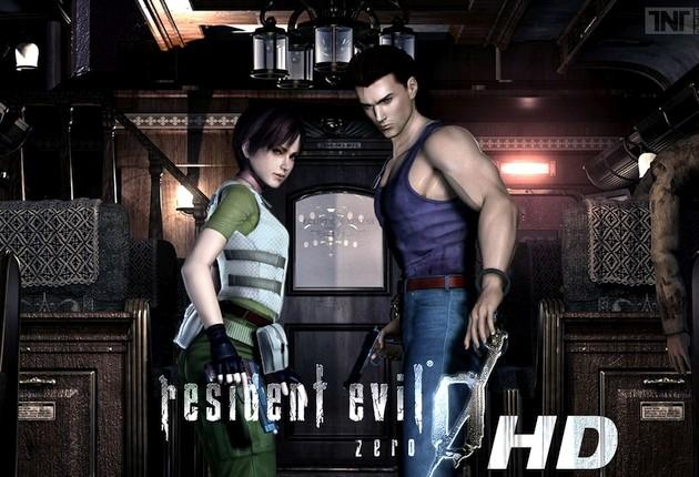 resident evil zero hd remaster test review logo