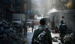 the division tom clancy 4k