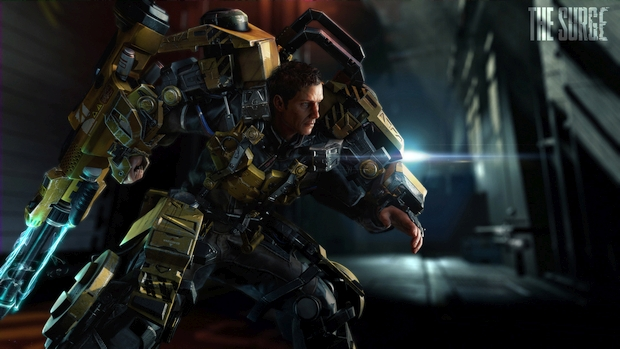 the surge gameplay screen 2