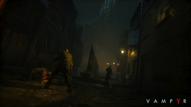 vampyr dontnod screenshot 1