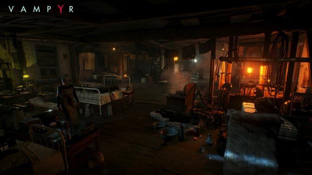 vampyr dontnod screenshot 2