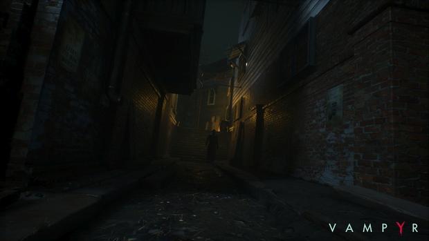 vampyr dontnod screenshot 3