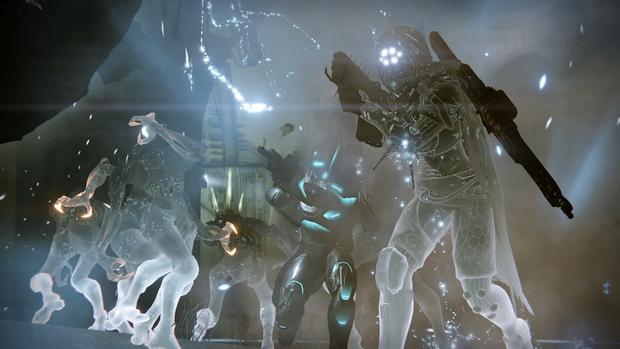 Destiny Update Quest at the Gates Screen 1
