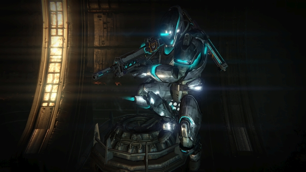 Destiny Update Strike Blighted Calice Screen 1