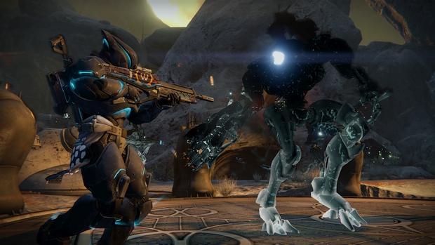 Destiny Update Strike Winter Run Screen 2