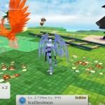 Après avoir scanné à 100% un Digimon et l'avoir fait votre dans le Digilab, emmenez-le à la Digifarm pour le booster un coup!