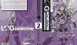 Log Horizon Ofelbe Volume 2 Cover
